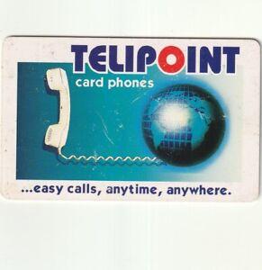 seltene Telefonkarte aus N I G E R I A