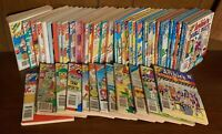 Archie Betty & Veronica Jughead Comics Digest lot of 48 - Archie Digest Library