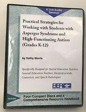 Practical Strategies for Working with Students Asperger Autism K-12 DVD Book