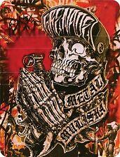 METAL MULISHA DECAL PAIR #19  Sticker, Truck Trailer Moto Car Window Wall Art
