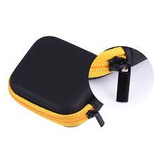 HOT Headphone Earphone Headset USB SD Card Carry Case Storage Bag Box Protect