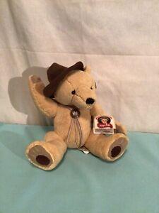 DAN DEE Western Cowboy TEDDY'S TEDDY 100th Anniversary Stuffed Plush BEAR w/ Tag