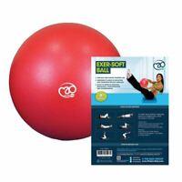 "Fitness Mad Pilates Workout Ball for Pelvic Floor Exercises - Anti Slip - 9"""