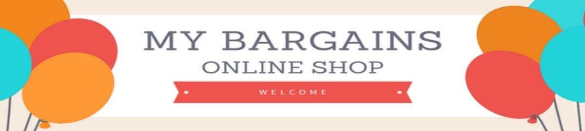 My Bargains Online shop