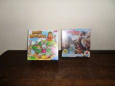 Kinderspielzeug 2 Spiele alle OVP