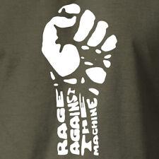 Rage Against The Machine T-Shirt Vintage Hard Rock Band S-6Xl Gildan Cotton Tee