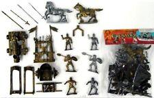 Medieval 1/32 Crusader Knights Figure Playset Set 28 NEW!