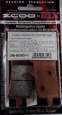 PASTIGLIE FRENO ZCOO 45B00501 MESCOLA EX-C per DUCATI, RSV4, BMW HP4, PINZE M4