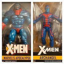 Hasbro Marvel Legends X-Men Series Apocalypse & Archangel 6in Action Figure