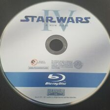 STAR WARS Complete Saga Disc 4 A NEW HOPE IV Replacement Disc Only BLU-RAY
