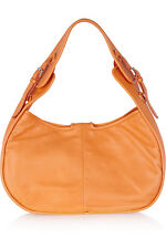 NEU 1276€ JIL SANDER ORANGE PAPAYA RAF SIMONS TOTE SCHULTER TASCHE SHOULDERBAG