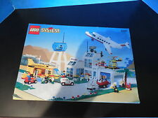 Lego 6597 Century Skyway Instructions Manual Only.