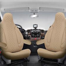 Sitzbezug  passend für AHORN Wohnmobil Caravan in Beige Pilot