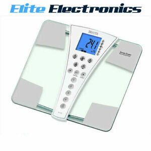 TANITA BC-587 DIGITAL 200KG INNERSCAN BODY COMPOSITION WEIGHT SCALE LCD DISPLAY