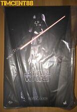 Ready! Hot Toys Star Wars Episode IV A New Hope 1/6 Darth Vader Figure LED Sound