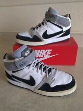 Nike SB 6.0 Zoom Mogan Mid 2 Lace Up Gray White Sz 11. Restored to Greatness!