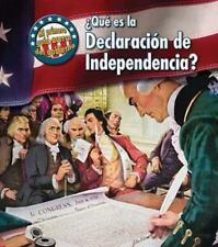 ¿Qué es la Declaracion de Independencia? (Mi Primera Guia Acerca Del-ExLibrary