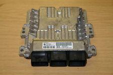2013 CITROEN C4 GRAND PICASSO 1.6 HDI ENGINE CONTROL UNIT ECU 9804127280