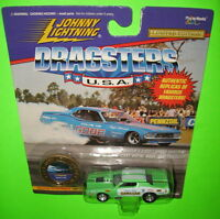 Johnny Lightning Dragsters USA '71 Hawaiian Rolan Leong 1995 Series 1 #07922 MOC