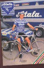 GERHARD ZADROBILEK cyclisme Signée ATALA 85 Autographe cycling ciclismo radsport