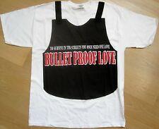 Henchmen - Rap - Bullet Proof Love [2001] Promo T-Shirt - Xl - New