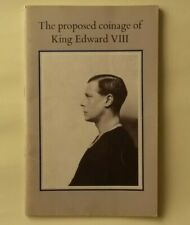More details for the proposed coinage of king edward viii, 1937