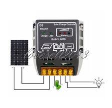 1PCS 20A 12V/24V Solar Panel Charge Controller Battery Regulator Safe Protection