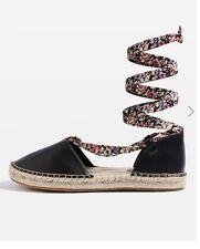 Topshop Espadrilles Trainers  Shoes UK 4 EUR 37 NEW!
