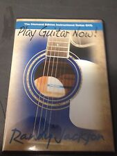 Play Guitar now! by randy jackson (DVD)
