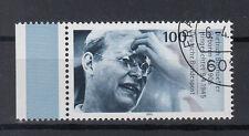 Briefmarken BRD 1995 Dietrich Bonhoeffer Mi.Nr.1788 Rand