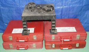 Rotunda TKIT-2010D-FLM Ford DPS6 Transmission 4-Box Tool Kit & Pallet Set