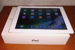 USED Apple iPad 4 32GB WIFI - Black/White, Complete Set with Box