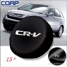 "15"" Spare Wheel Tire Tyre Cover Case Soft Bag Protector For Honda CRV CR-V"