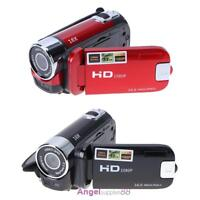 HD 1080P 32GB 2.7'' TFT LCD HD 16X Zoom DV Digital Video Camera Camcorder DVR