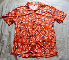 New York Islanders Sga Hawaiian Shirt - Size Xl - Free Shipping!