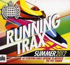 Running Trax Summer 2012 (SEALED 3xCD) Wretch 32 Example Calvin Harris Avicii