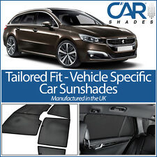 Peugeot 508 Estate 11 On CAR WINDOW SUN SHADE BABY SEAT CHILD BOOSTER BLIND UV