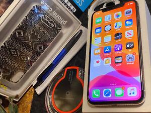 Apple iPhone X (64gb) Verizon World-Unlocked (A1865) Space Grey {iOS13}86% iSSue