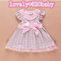 Handmade Clothes Dress Sets Fit For 22'' Newborn Reborn Baby Girl Dolls Clothing