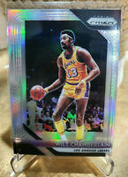2018-19 Panini Prizm Wilt Chamberlain Silver Prizm - LA Lakers #205