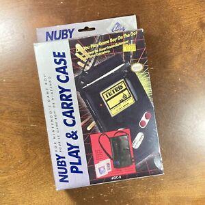 NUBY Original Gameboy Play & Carry Case