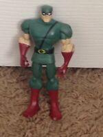 Batman The Brave And Bold Arrow Blast Green Arrow Action Figure