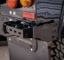 Land Rover Defender Stainless Steel Renegade Corner Protectors / Bumperettes