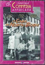 Dvd  **LA CASA DEI NOSTRI SOGNI** con C. Grant M. Loy M. Douglas nuovo 1949