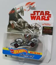 Hot Wheels Star Wars Carships FIRST ORDER TIE FIGHTER Great for Tracks NEW