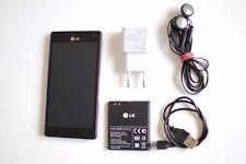 LG Optimus 4X HD P880 Schwarz (Ohne Simlock) Smartphone Handy Phone Mobile