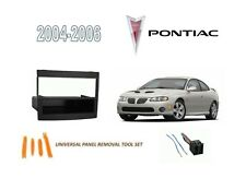 Metra Parts For Pontiac Gto Sale Ebay. Fits 20042006 Pontiac Gto Car Stereo Install Dash Kitwire Harness. Wiring. Gto Wiring Diagram Metra At Scoala.co