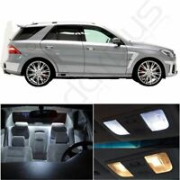 White Car LED Lights Interior Package Kit For BMW E46 1999 - 2005 Bulbs lamp 12V
