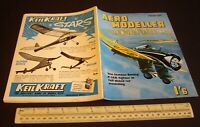Vintage Aeromodeller Magazine (Aug 1959). Engine Analysis Webra Komet & Bully