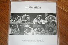 TINDERSTICKS - cds promo - Harmony around my table - 1t 2010